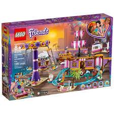 Купить конструктор <b>LEGO Friends Прибрежный</b> парк ...