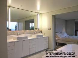 contemporary bathroom lights and lighting ideas zoning light bathroom lighting modern