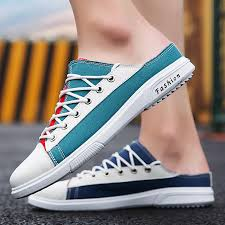 top 9 most popular <b>men</b> canvas half shoes near me and get free ...
