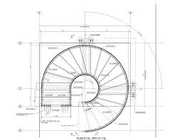 Spiral staircases  Spirals and Staircases on PinterestPin Spiral Stair Plans Stairs Crafted In Wood on Pinterest   Spiral stair plan