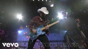 Brad Paisley - <b>Welcome to the Future</b> (Live on Letterman) - YouTube