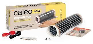 Инфракрасная пленка <b>Caleo GOLD</b> 170 4м2 680Вт — купить по ...