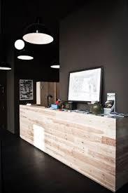receptions reception desks and desks on pinterest boutique reception counter