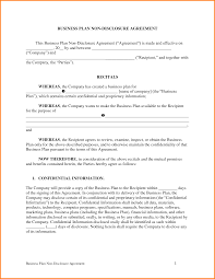 non disclosure agreement template word memo templates consents to disclosure documentnon disclosure documentnon disclosure non disclosure agreement template word
