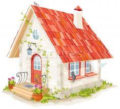 Image result for cute house illustration