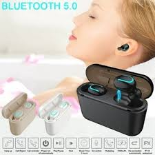 Shop True <b>Wireless</b> Bluetooth 5.0 <b>Earbuds Waterproof TWS</b> ...