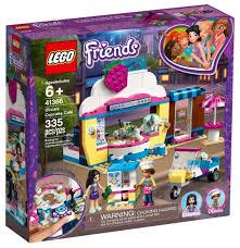 <b>Конструктор LEGO</b> Friends 41366 <b>Кондитерская Оливии</b> — купить ...