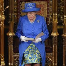 Queen's speech to Parliament: A cheeky wink, awkward hats and a ...