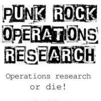 <b>Punk Rock</b> Operations Research | *** operations research or die ...