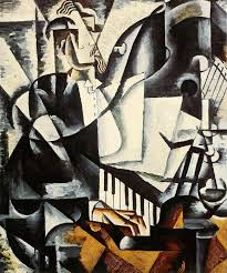 liubov popova the pianist oil on canvas x cm published 10 2015 at 1569 times 1883 in women of the