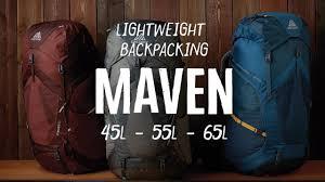 Maven | Lightweight Backpacking - <b>Women's</b> | Gregory Packs ...