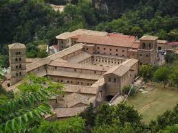 Image result for Abbazia di Santa Scolastica Subiaco Photos