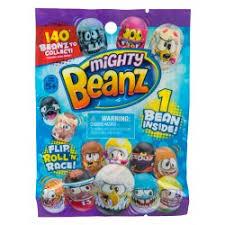 Крутые бобы / Street & <b>Mighty Beanz</b> - Город Игрушек