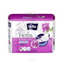 Купить <b>Прокладки Белла</b> (<b>Bella</b>) <b>Панти</b> Хербс Комфорт по низкой ...