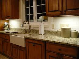 Kitchen Tile Countertop Slate Backsplash Granite Countertop We Tried To Match The Tile