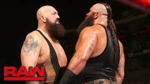 Big Show vs Braun Strowman : RAW - FOX SPORT - PT BR - YouTube