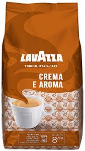 <b>Кофе зерновой LAVAZZA</b> Crema e aroma натур. жареный м/у ...