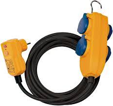 1168720010 <b>Brennenstuhl удлинитель</b> 5 м., <b>RCD Protected</b> Cable ...