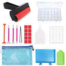22 Pieces 5D Diamonds Painting Tools and ... - Amazon.com