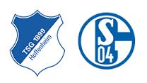 Bildergebnis für TSG Hoffenheim - FC Schalke 04
