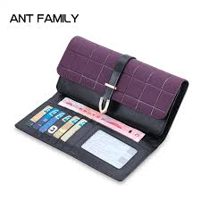 <b>Genuine Leather</b> Women Wallets Female Luxury Brand Brand Long ...