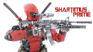 <b>NECA Deadpool</b> 1:4 Scale <b>Marvel</b> Comics Action Figure Toy Review ...