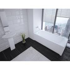 Ванна <b>Акриловая ванна Акватек</b> Ника 150x75: цены, отзывы — г ...