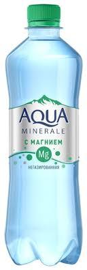 <b>Вода</b> питьевая <b>Аква Минерале</b> плюс с магнием негазированная ...