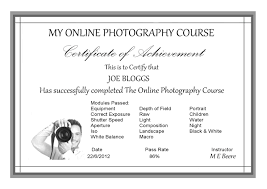 online photography course elearning marketplace