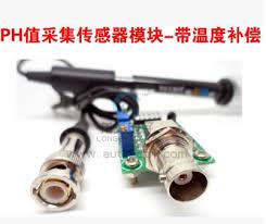 <b>PH value detector acquisition</b> sensor module pH sensor monitoring ...