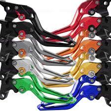 motorcycle cnc adjustable brake clutch levers for suzuki gsxr600 gsxr750 gsx r 600 gsx r 750 k6 k7 k8 k9 k10 gsx r1000 k5