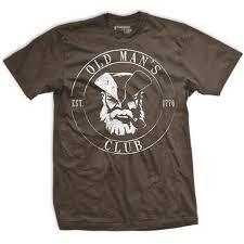 <b>Old Man's</b> Club – Ranger Up