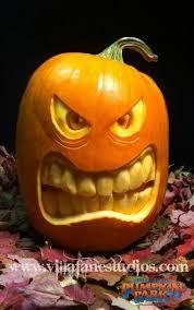 <b>3D Halloween Pumpkin</b> Carvings