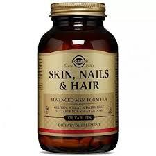 <b>Солгар</b> таблетки для <b>кожи</b>, <b>ногтей и</b> волос №120 104651 (<b>Solgar</b> ...