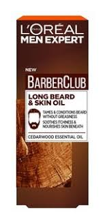 L'Oreal Men Expert Barber Club <b>Long</b> Beard and Skin <b>Oil</b> – купить ...