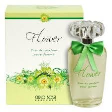 <b>Парфюмерная вода</b> Carlo Bossi Parfumes <b>Flower</b> Green — купить ...