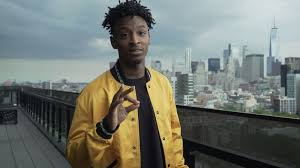 Watch 21 Savage Gets Ready for the <b>Saint Laurent</b> Men's Show ...