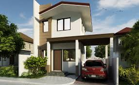 Two Storey House   Home Interior Design IdeasTwo Storey House Beauteous Of Chikita Small Two Storey House Plan Amazing Architecture Online