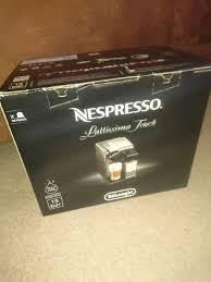 DeLonghi <b>Nespresso Lattissima Touch</b> | in Swansea | Gumtree