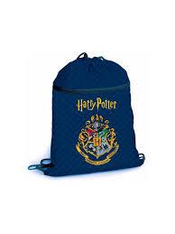 Мешок для сменной обуви 37 х <b>47 см</b> Гарри Поттер Hatber ...