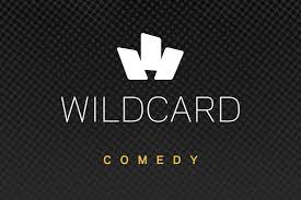 wildcard blog wildcard comedy logo