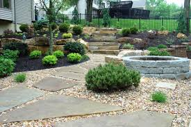 rock landscaping ideas backyard backyard landscaping ideas rocks