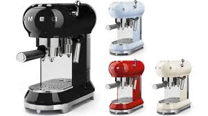 Buy Smeg 50's <b>Retro Style</b> Espresso <b>Coffee</b> Machine | Harvey ...