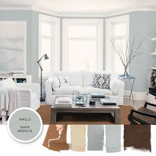 Light Blue Paint Colors Bedroom Light Gray Blue Paint Color Quest By Ppg Is Featured In This