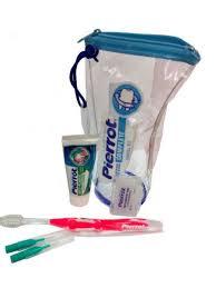 <b>Дорожный набор Pierrot</b> Orthodontic(Зубная <b>щетка</b>, паста ...