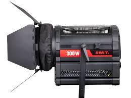 SWIT S-2330 BI-<b>COLOR</b> STUDIO <b>LED</b> SPOT LIGHT 300W - AVS ...