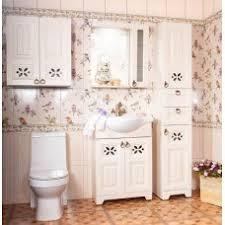 Комплект мебели <b>Бриклаер</b> Кантри 65 Бежевый дуб прованс ...