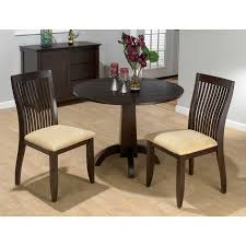 small square kitchen table: drop leaf kitchen table and chairs home interiorshome interiors regarding small cafe table and chairs