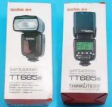 Обзор фотовспышки <b>Godox</b> Thinklite <b>TT685N</b> для Nikon
