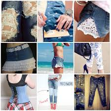 36 Ideas to Refashion Old Jeans Into Pretty Outfits